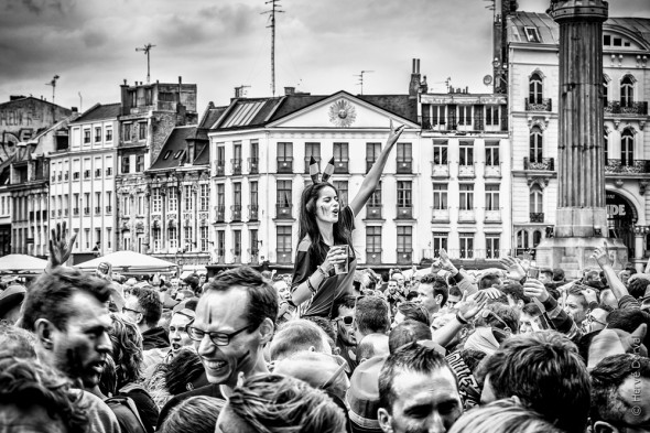 Euro 2016 Lille - Fan Zone
