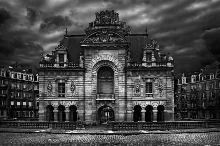 Porte de Paris  - Lille