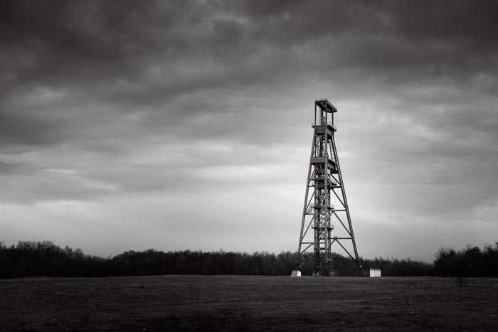 En pays minier